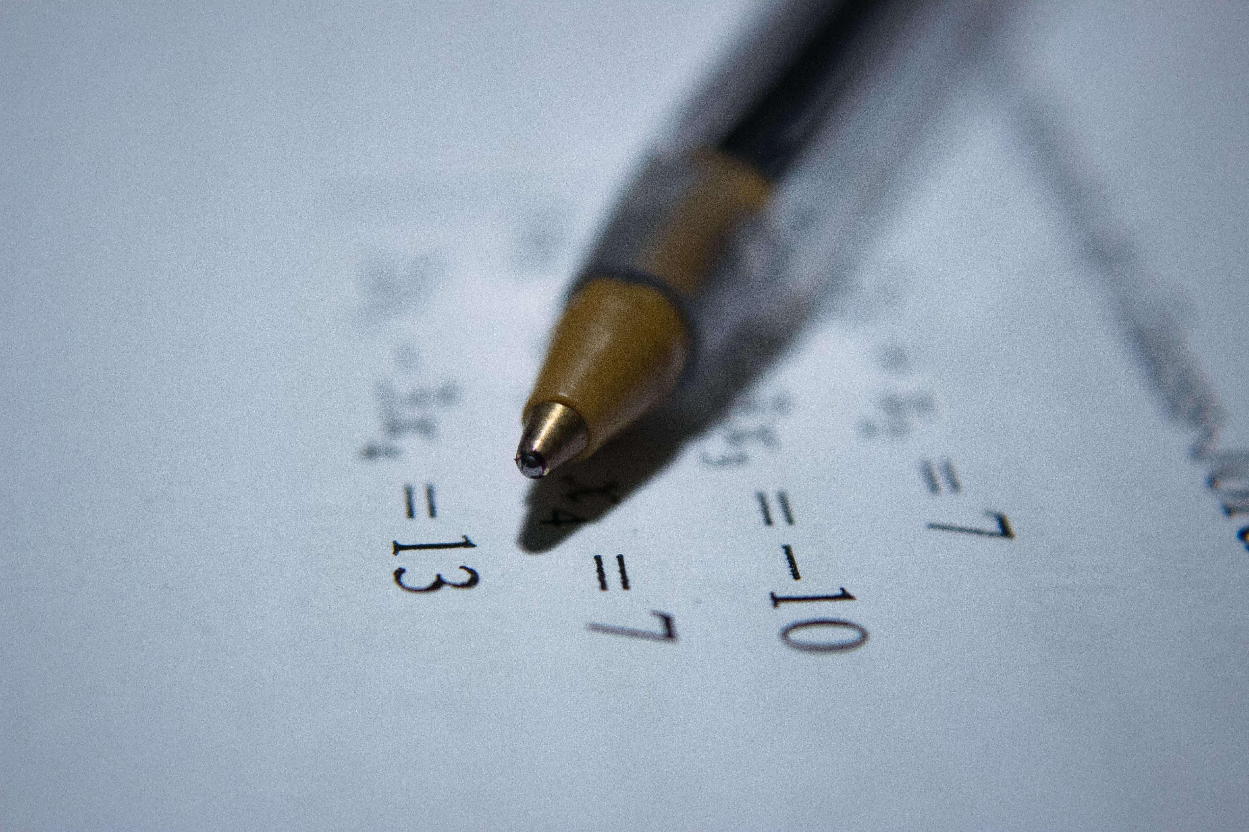 jak se naučit matematiku