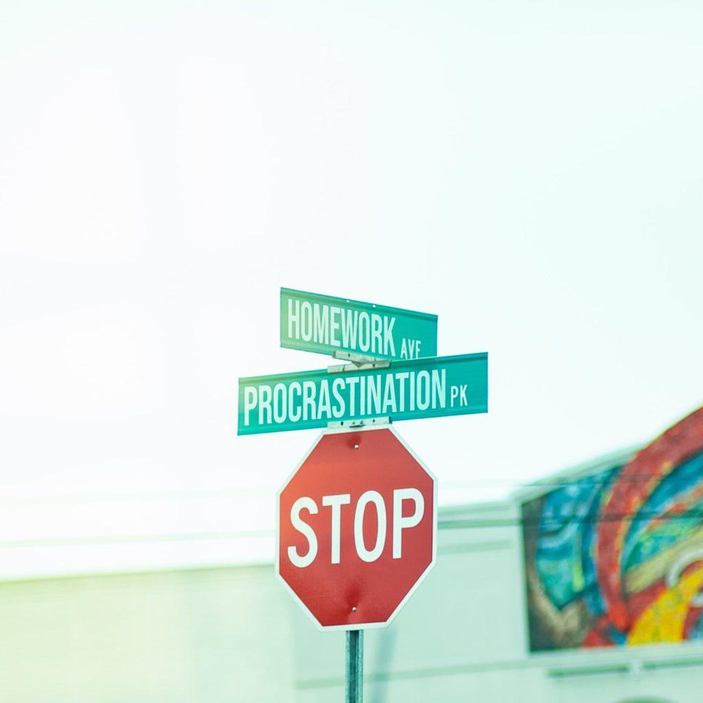 prokrastinace, jak přestat prokrastinovat